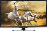 "32"" (81 см)  LED-телевизор DEXP H32B3200CD черный"