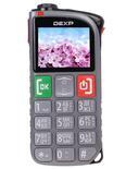 Сотовый телефон DEXP Larus S7 серый