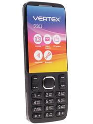 Сотовый телефон Vertex D503 черный