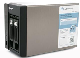 Сетевое хранилище QNAP TS-253 Pro