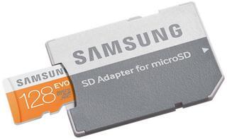 Карта памяти Samsung MB-MP128DA/RU microSDXC 128 Гб