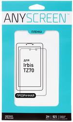 Пленка защитная для планшета Irbis TZ70