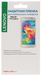 "5""  Пленка защитная для смартфона Lenovo S1"