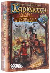 Дополнение для игры Каркассон: Золотая лихорадка