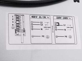 Электрическая варочная поверхность Electrolux EHF6547FOK
