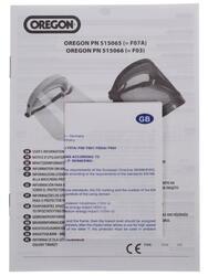 Щиток лицевой Oregon 515066