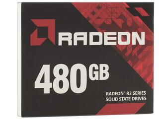 480 ГБ SSD-накопитель AMD Radeon R3 Series [R3SL480G]