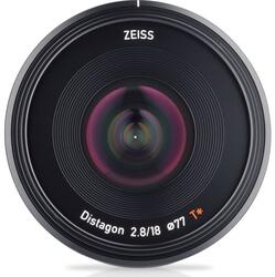 Объектив Carl Zeiss Batis 18mm F2.8