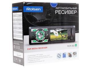Автопроигрыватель Rolsen RCR-302B