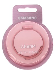 Фитнес-браслет Samsung Charmy розовый