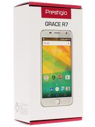 "5"" Смартфон Prestigio Grace R7 16 ГБ серебристый"