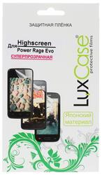 "5""  Пленка защитная для смартфона Highscreen Power Rage III"