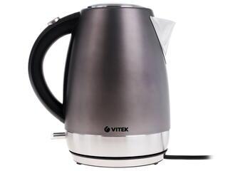 Электрочайник Vitek VT-7025 ST серебристый