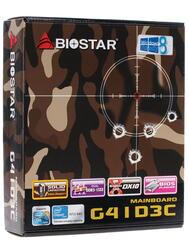 Материнская плата Biostar G41D3C