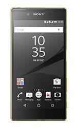 "5.5"" Смартфон Sony XPERIA Z5 Premium Dual 32 ГБ золотистый"