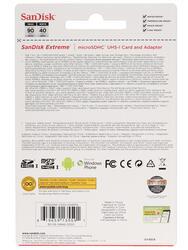 Карта памяти SanDisk EXTREME microSDHC 32 Гб