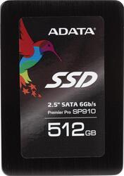 512 ГБ SSD-накопитель AData PremierPro SP920 [ASP920SS3-512GM-C]