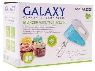 Миксер Galaxy GL 2208 белый