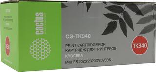 Картридж лазерный Cactus CS-TK340