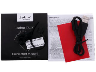 Беспроводная гарнитура Jabra Talk
