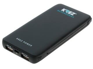 Портативный аккумулятор KREZ LP500133AB черный