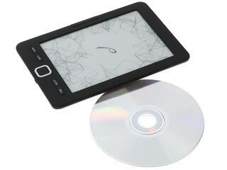 6'' Электронная книга Rover Delta черный
