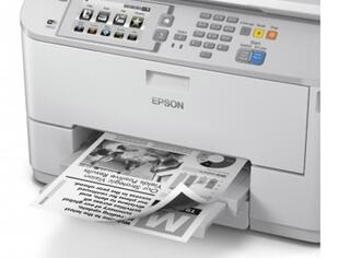 МФУ струйное Epson WorkForce Pro WF-6590DWF