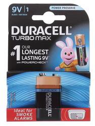 Батарейка Duracell Turbo Max 6LR61