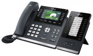 IP-телефон Yealink SIP-T46G серый
