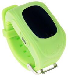 Детские часы-телефон Кнопка Жизни К 911 зеленый