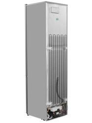 Холодильник с морозильником BEKO CN333100X серебристый