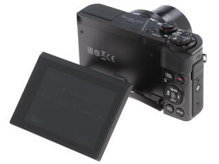 Компактная камера Canon PowerShot G7X mark II черный