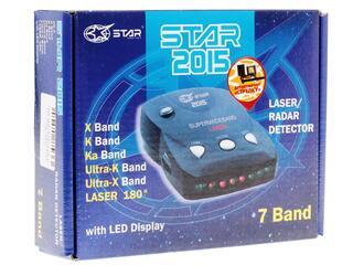 Радар-детектор Star 2015