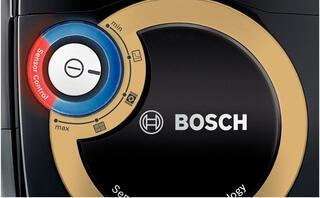 Пылесос Bosch BGS4UGOLD4 черный