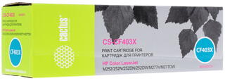 Картридж лазерный Cactus CS-CF403X