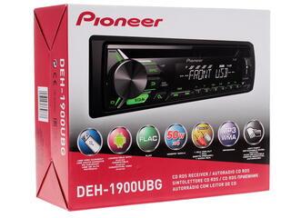 Автопроигрыватель Pioneer DEH-1900UBG