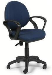 Кресло офисное Chairman  682 синий