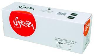 Картридж лазерный SAKURA CF380A