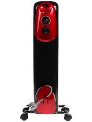 Масляный радиатор Marta MT-2422 черный