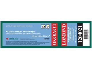 Широкоформатная фото бумага Lomond XL Glossy Paper