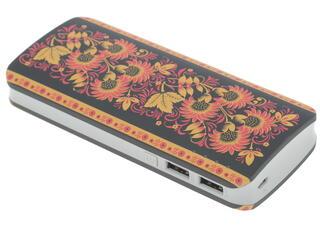 Портативный аккумулятор CANYON CNE-CPB130 желтый, красный, черный