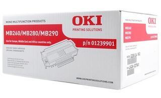 Картридж лазерный OKI MB200 (01239901)
