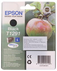 Картридж струйный Epson T1291 (L)