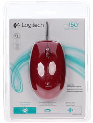 Мышь проводная Logitech M150