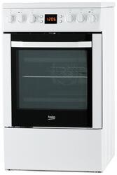 Электрическая плита Beko MCSE 58302 GW белый