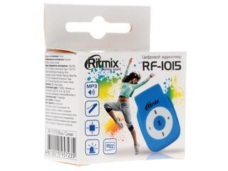 MP3 плеер RITMIX RF-1015 синий