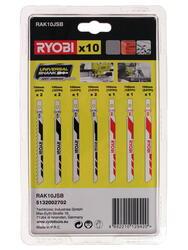 Пилки для лобзика Ryobi RAK10JSB