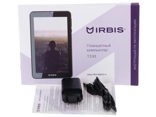 """7"""" Планшет Irbis TZ43 4 Гб 3G черный"""