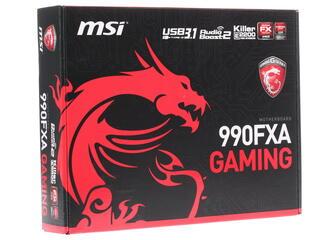 Материнская плата MSI 990FXA GAMING