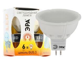 Лампа светодиодная ЭРА MR16-6w-827-GU5.3